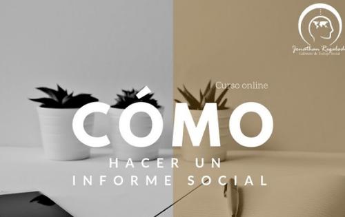 Cómo hacer un Informe Social
